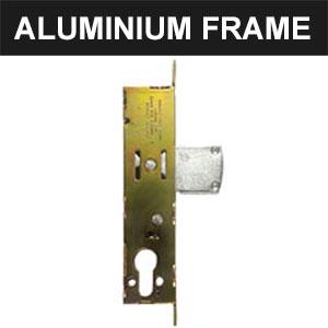 Aluminium Frame Door Locks