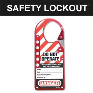 Safety Lockout