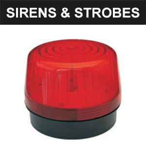 Sirens & Strobes