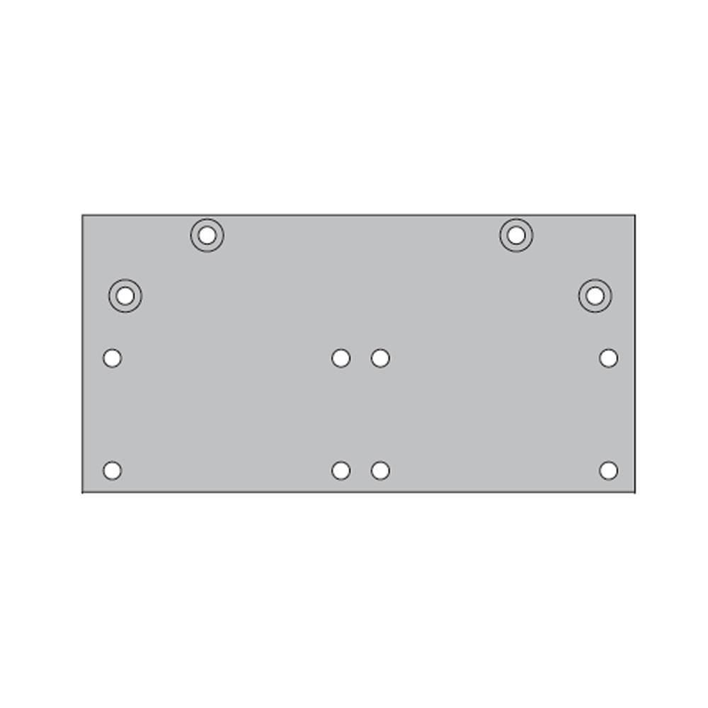 Cisa Door Closer Drop Back Plate