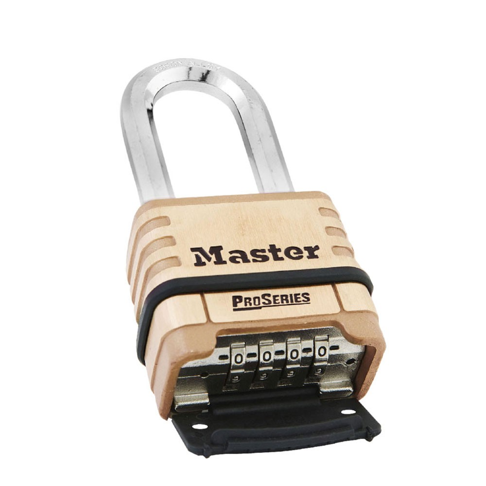 Master Lock Pro Series Combo Padlock LS