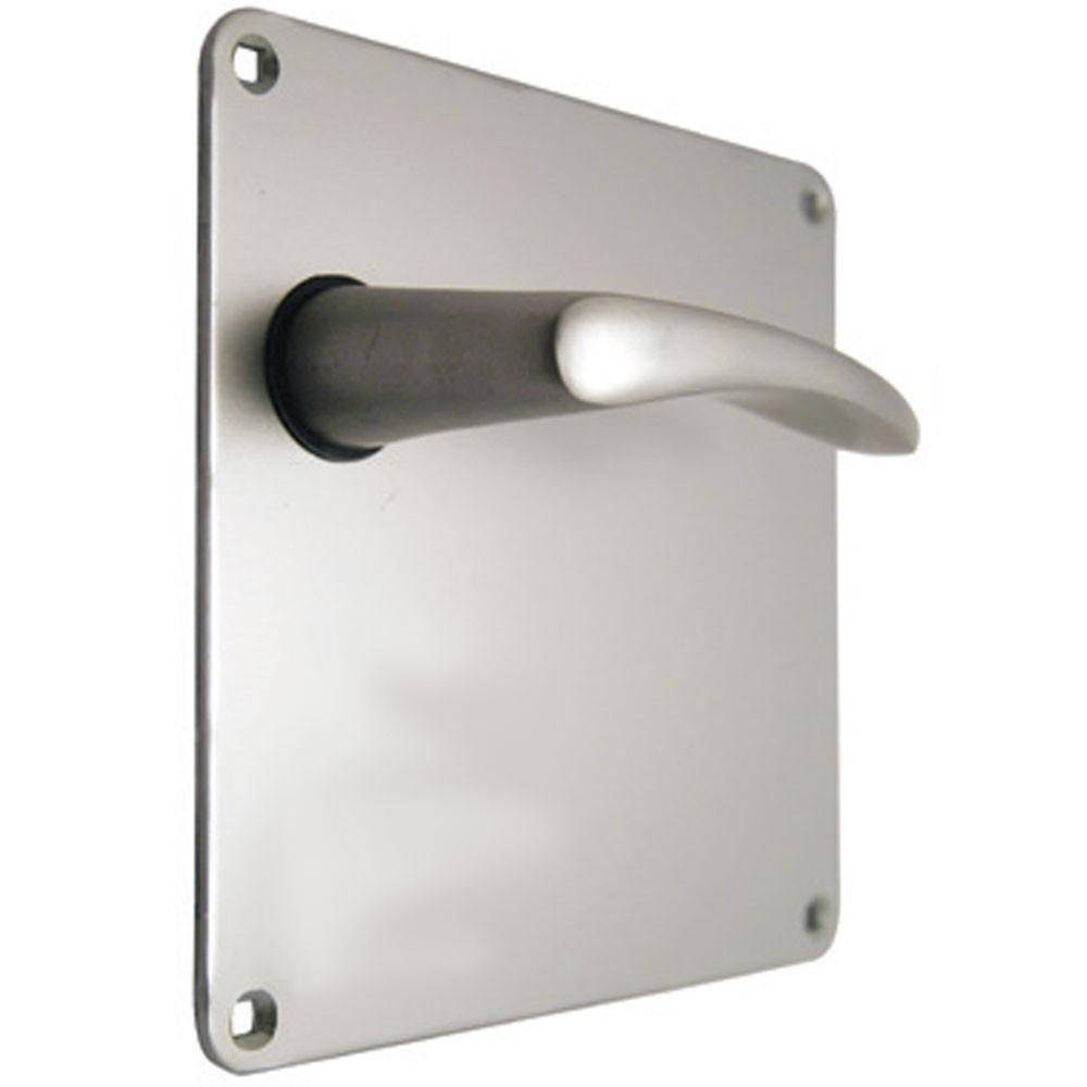 Union Waterbok Door Furniture 152mm Plate Euro