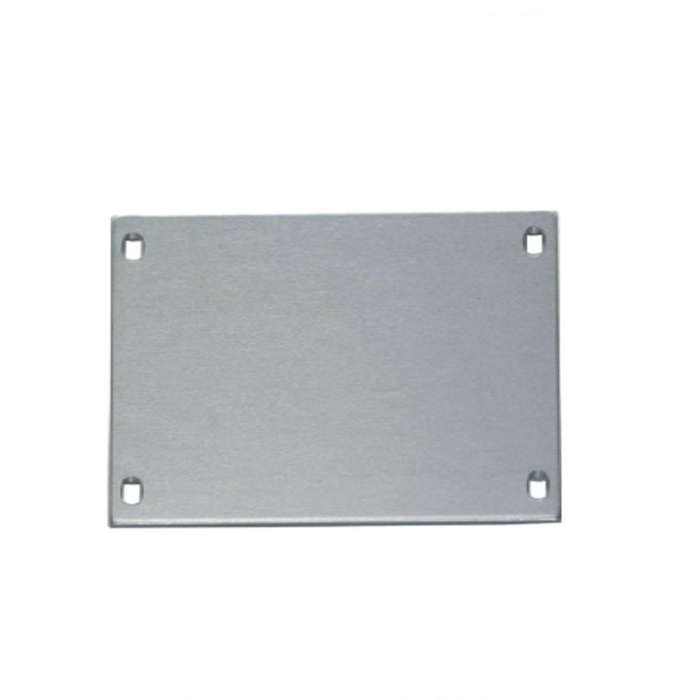 Union Push Plate 304mm