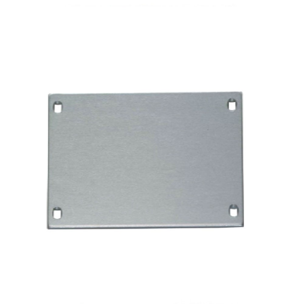 Union Push Plate 228mm