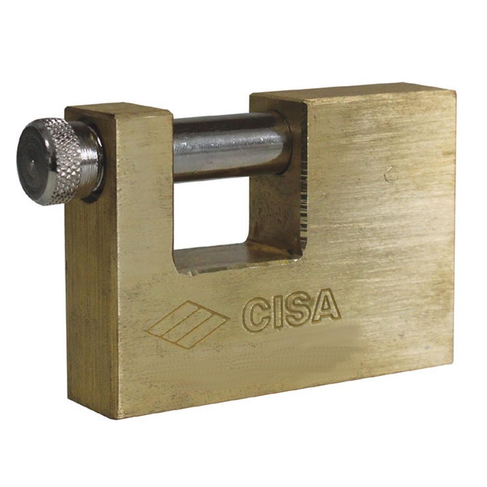 Cisa Straight Shackle Padlock 94mm