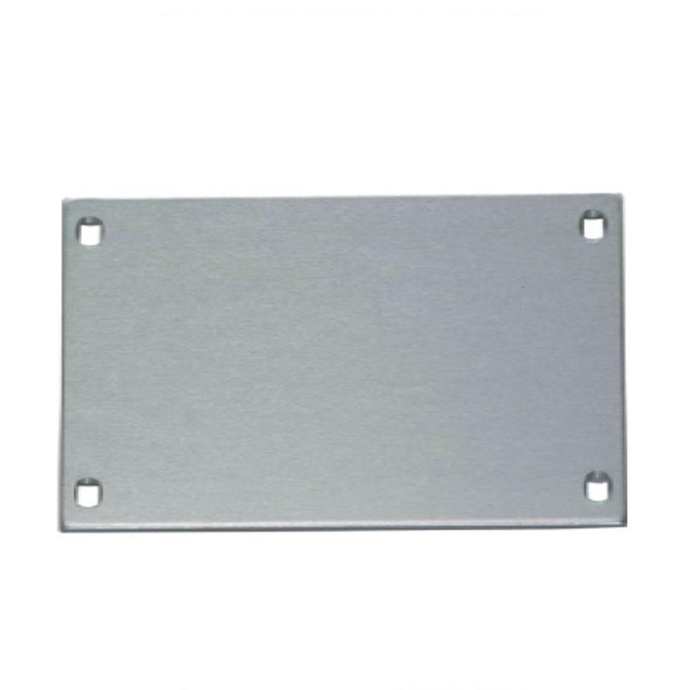 Union Push Plate 532mm
