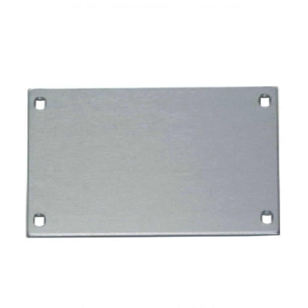 Union Push Plate 456mm