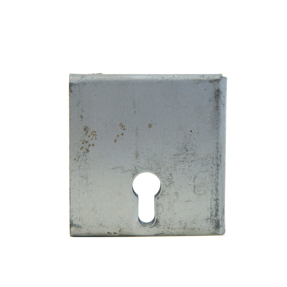 Cisa Weld on Lock Box 423M