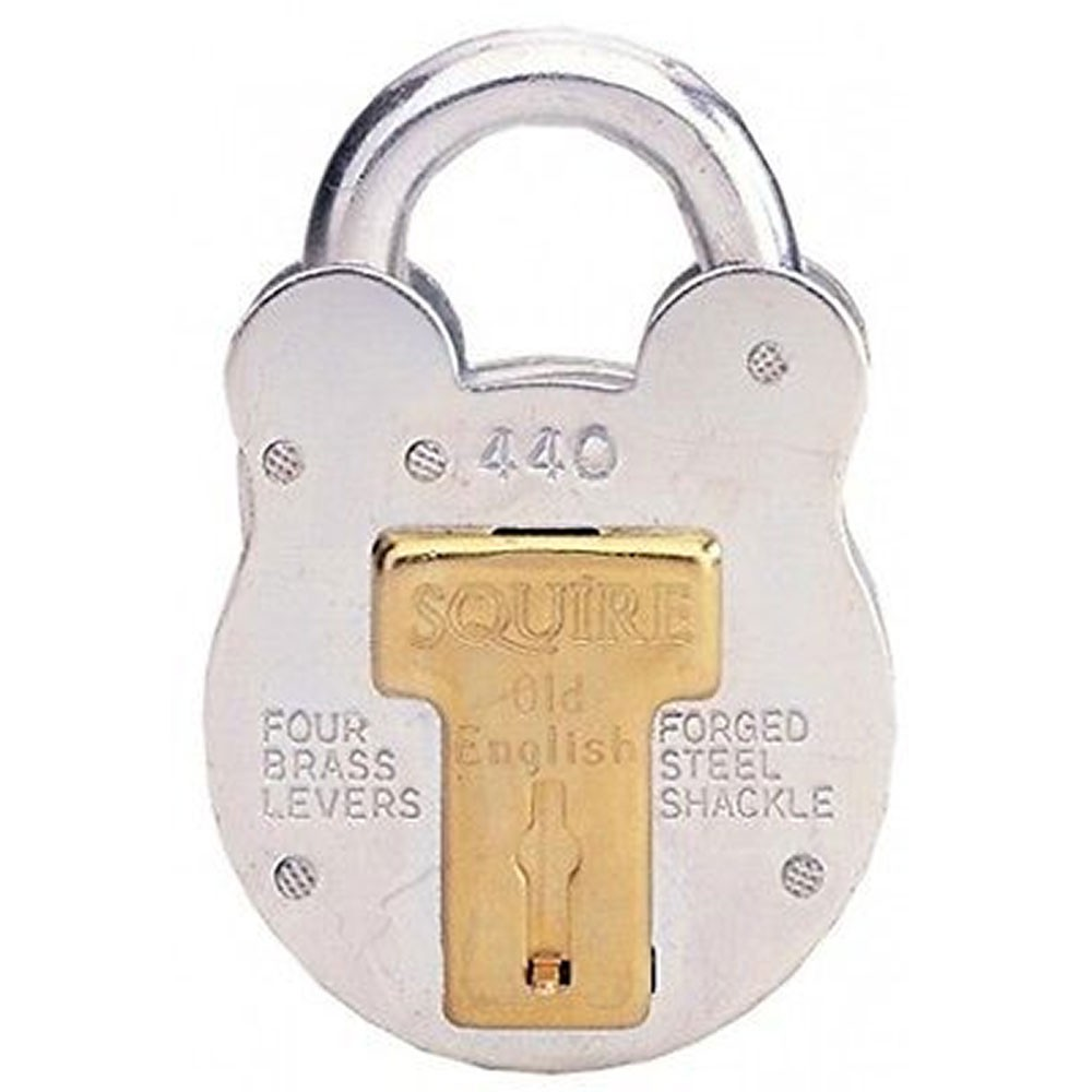 Squire Padlock 440 50MM Galvinised KD