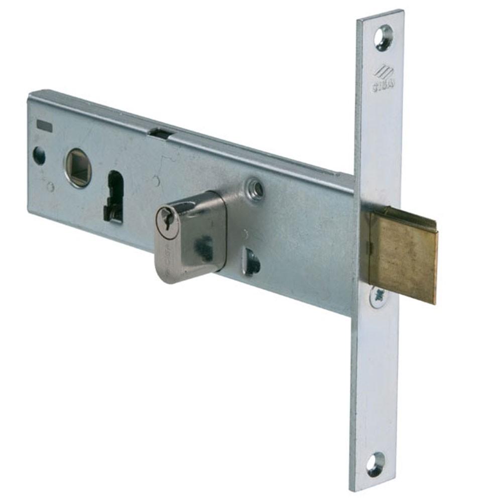 Cisa 44151 Mortice Lock For Metal Gates