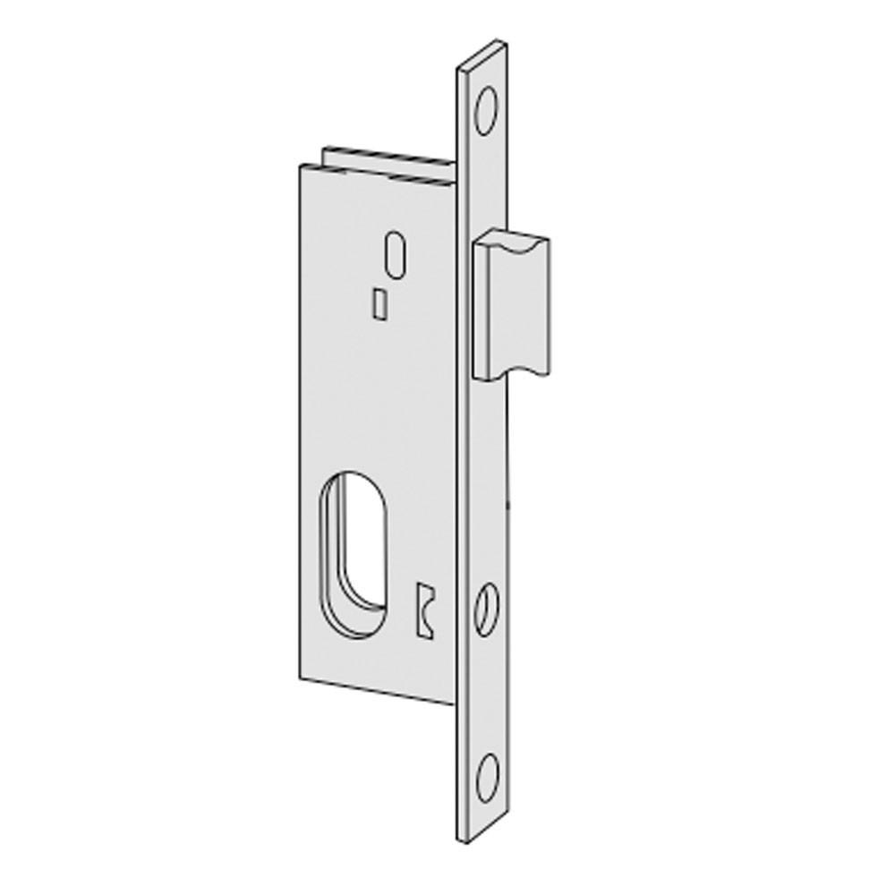 Cisa Mortice Lock For Metal Gates 44218