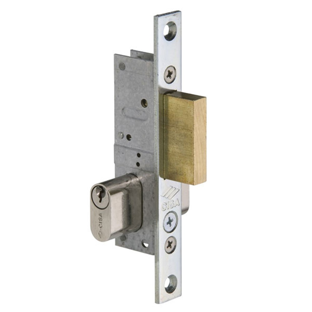 Cisa Mortice Lock For Metal Double Throw