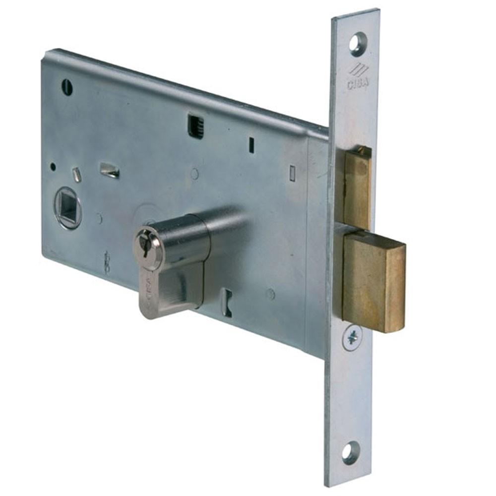 Cisa 44361 Mortice Lock For Metal Gates
