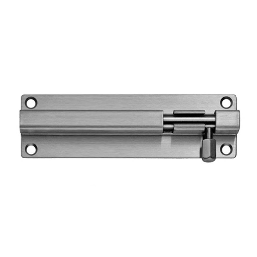 QS Straight Door Bolt 150mm
