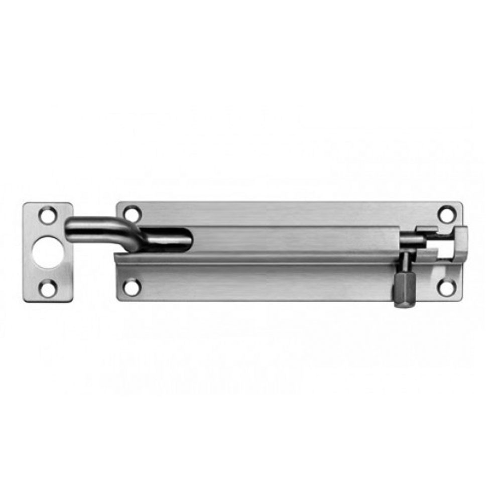QS Cranked Door Bolt 150mm