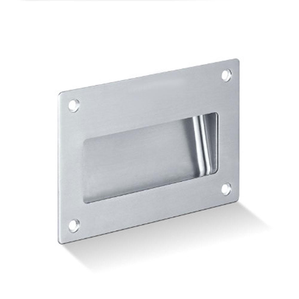 QS Inclined Rectangular Flush Pull