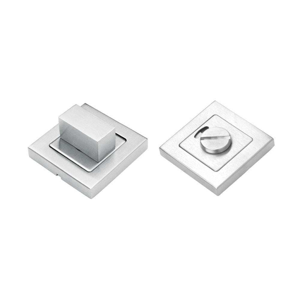 QS Square WC Indicator Bolt And Thumb Turn