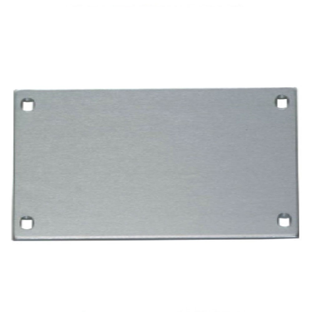 Union Push Plate 608mm