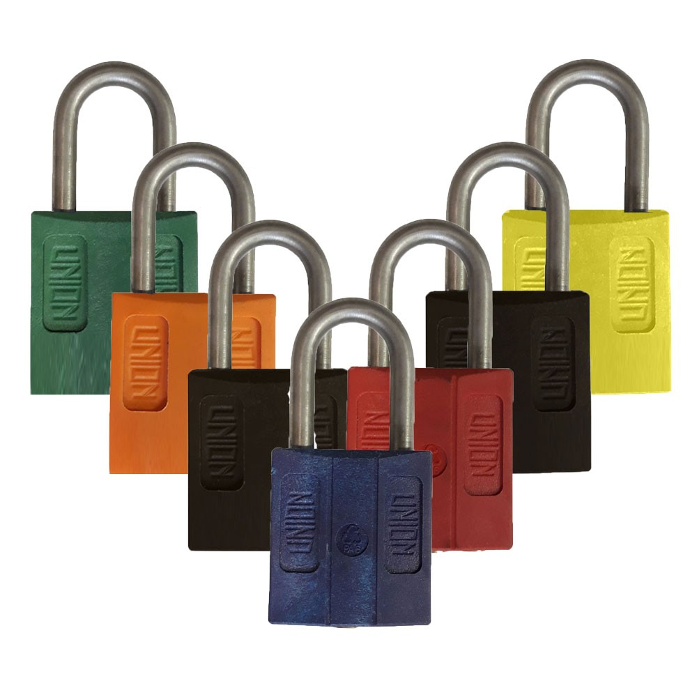 Union Modlok Nylon Padlock 50mm XLS
