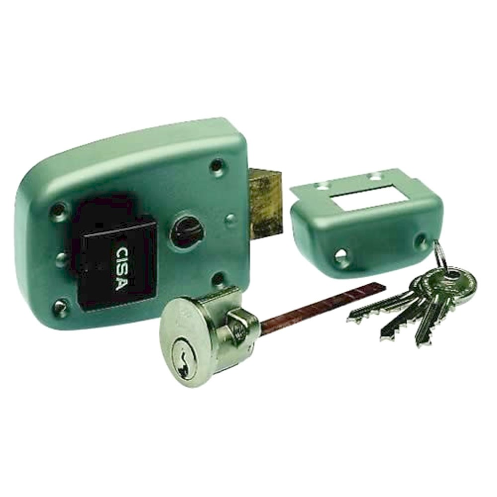 Cisa Deadlocking Cylinder Nightlatch