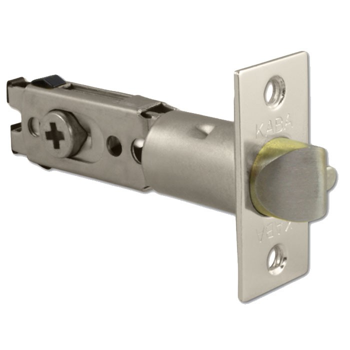 Kaba 7104 Latch Bolt Satin Chrome