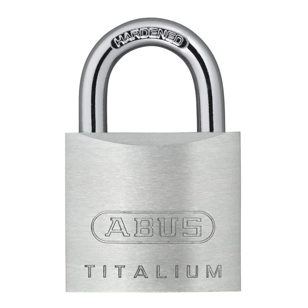 Abus Titalium 54TI Padlock 30mm