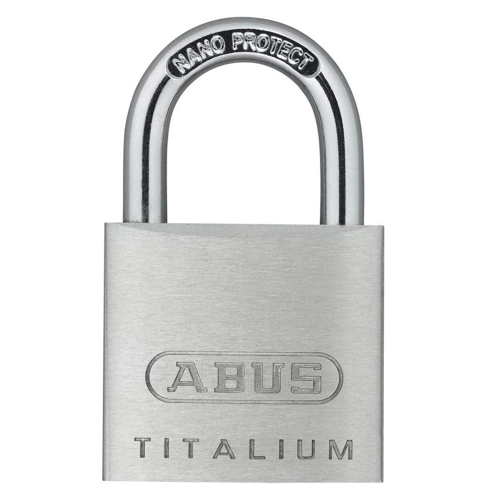 Abus Titalium 64TI Padlock 30mm