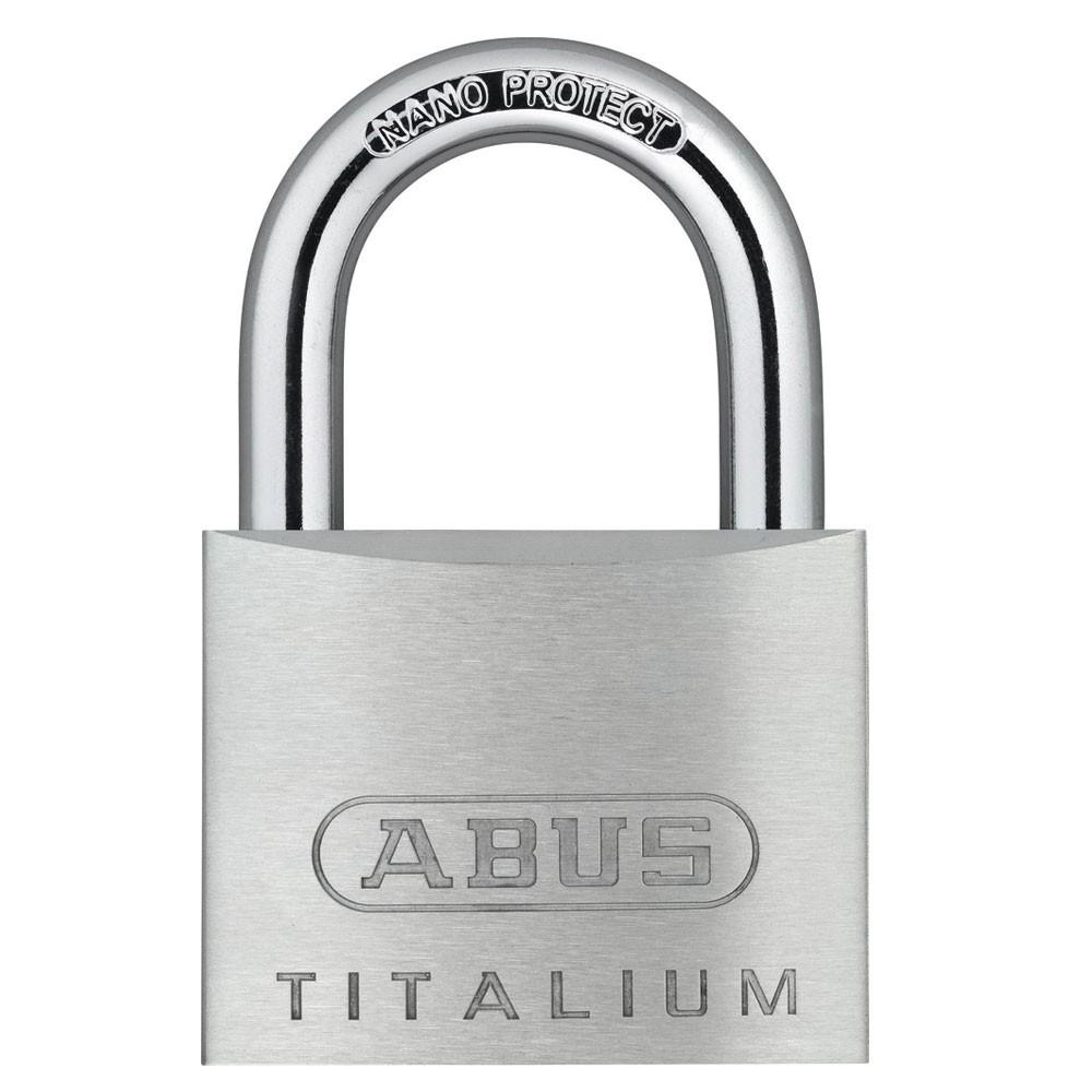Abus Titalium 64TI Padlock 50mm