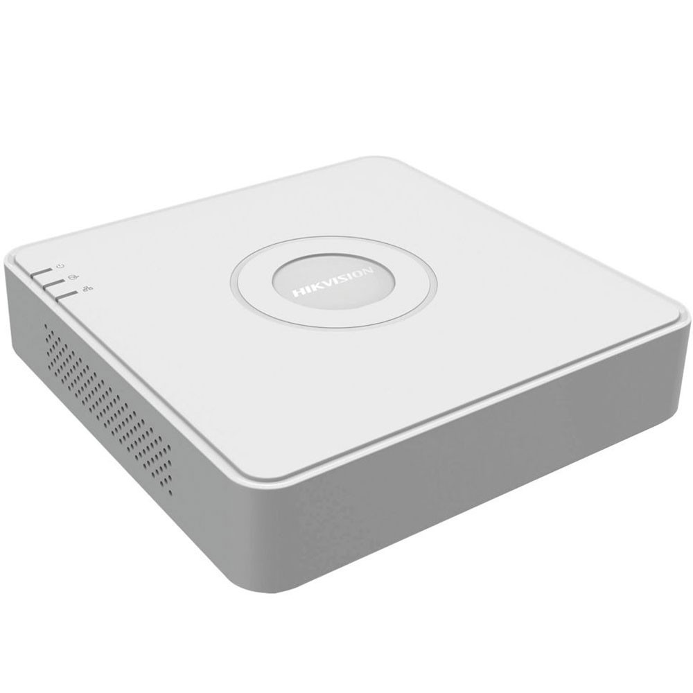 Hikvision 7104NI-Q1 4 Channel Mini NVR with POE