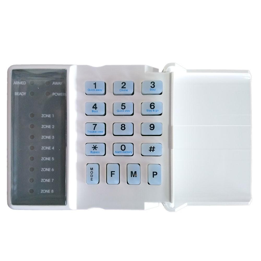 IDS 805 8 Zone LED Classic Series Keypad