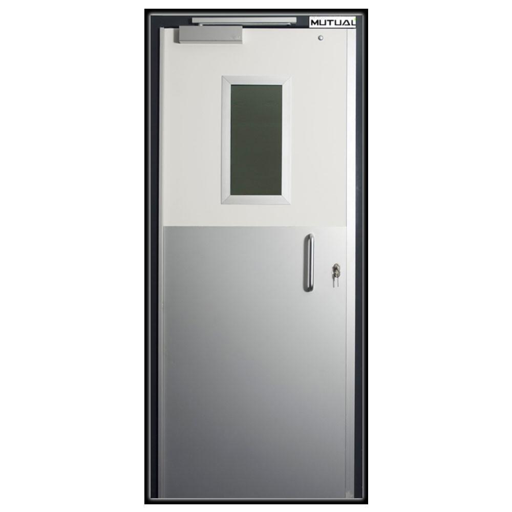 Mutual Anti Bandit Door with Window