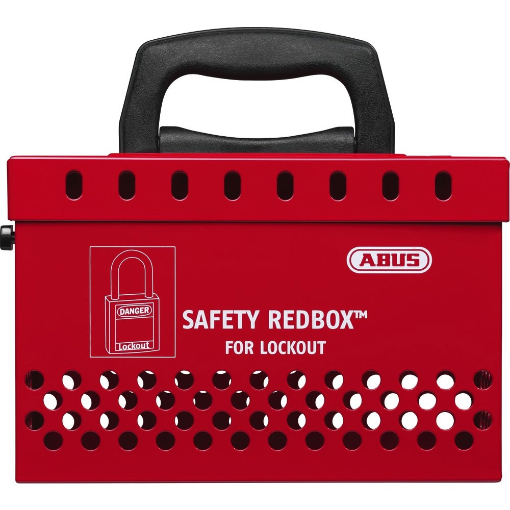 Abus Safety Redbox for Lockout