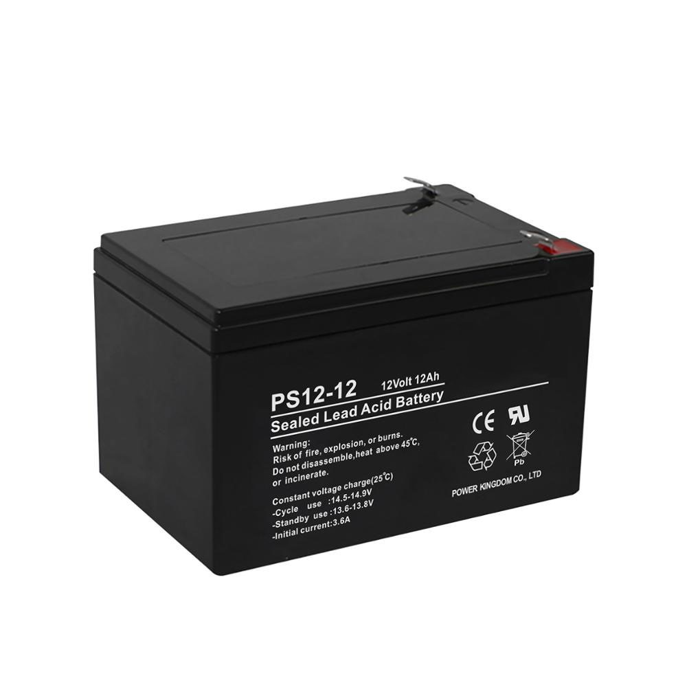 Securi-Prod Battery 12V 12AH SLA
