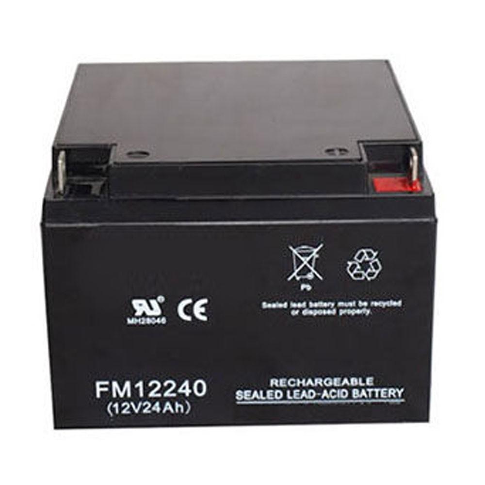 Securi-Prod Battery 12V 24AH SLA