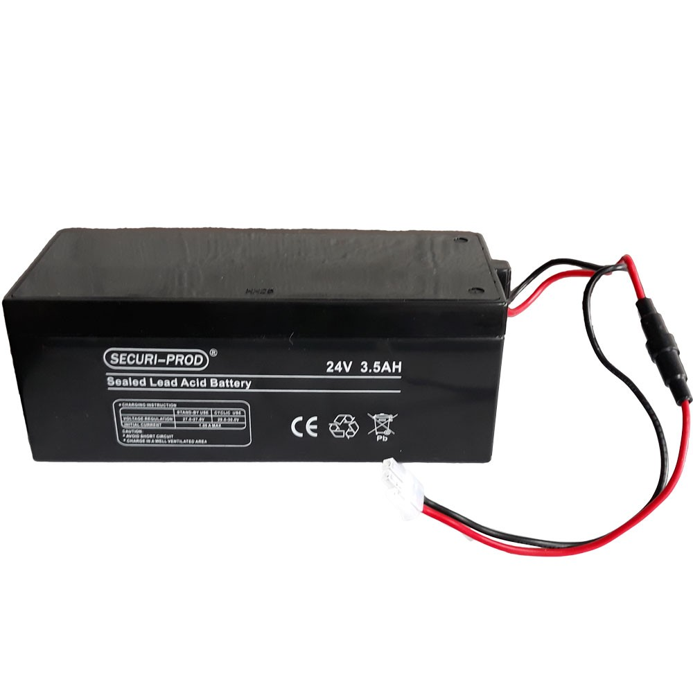 Securi-Prod Battery 24V 3.5AH SLA SP