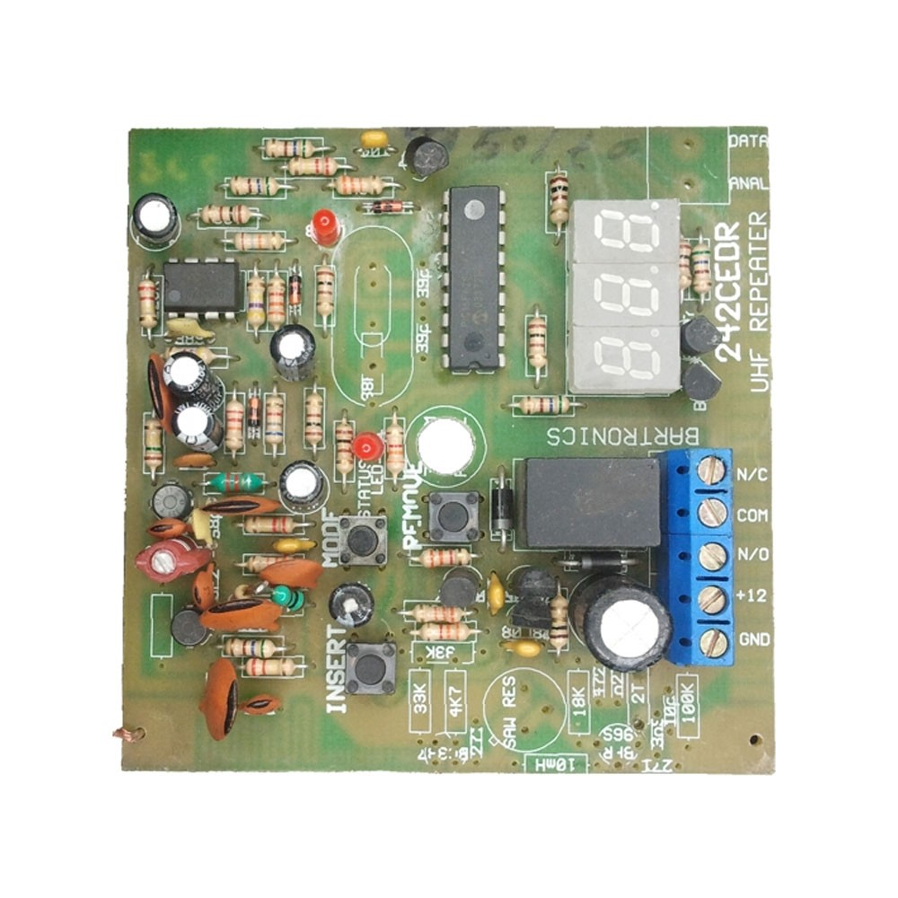 BarTronic Receiver Townhouse 242Ch