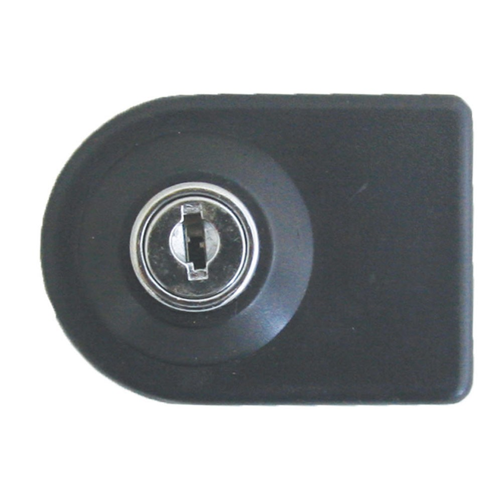 BBL Sliding Glass Cabinet Lock Single