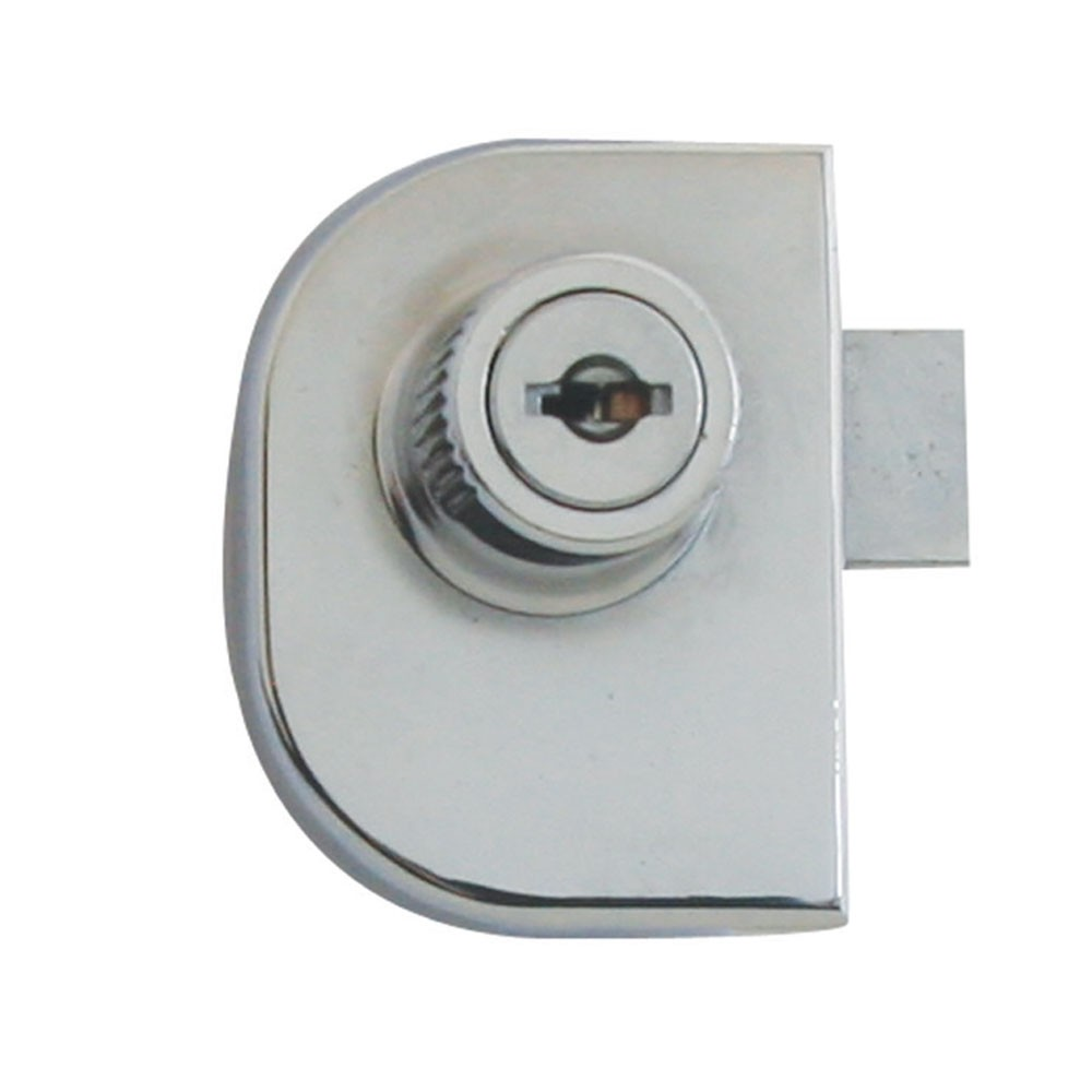 BBL Sliding Glass Cabinet Lock Double