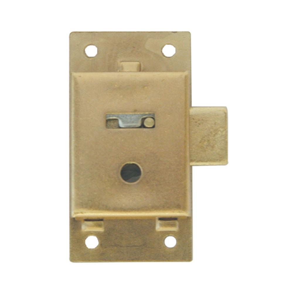 BBL 2 Lever Cupboard Lock 51mm