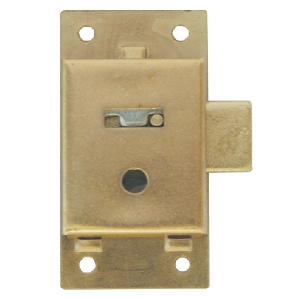 BBL 2 Lever Cupboard Lock 76mm