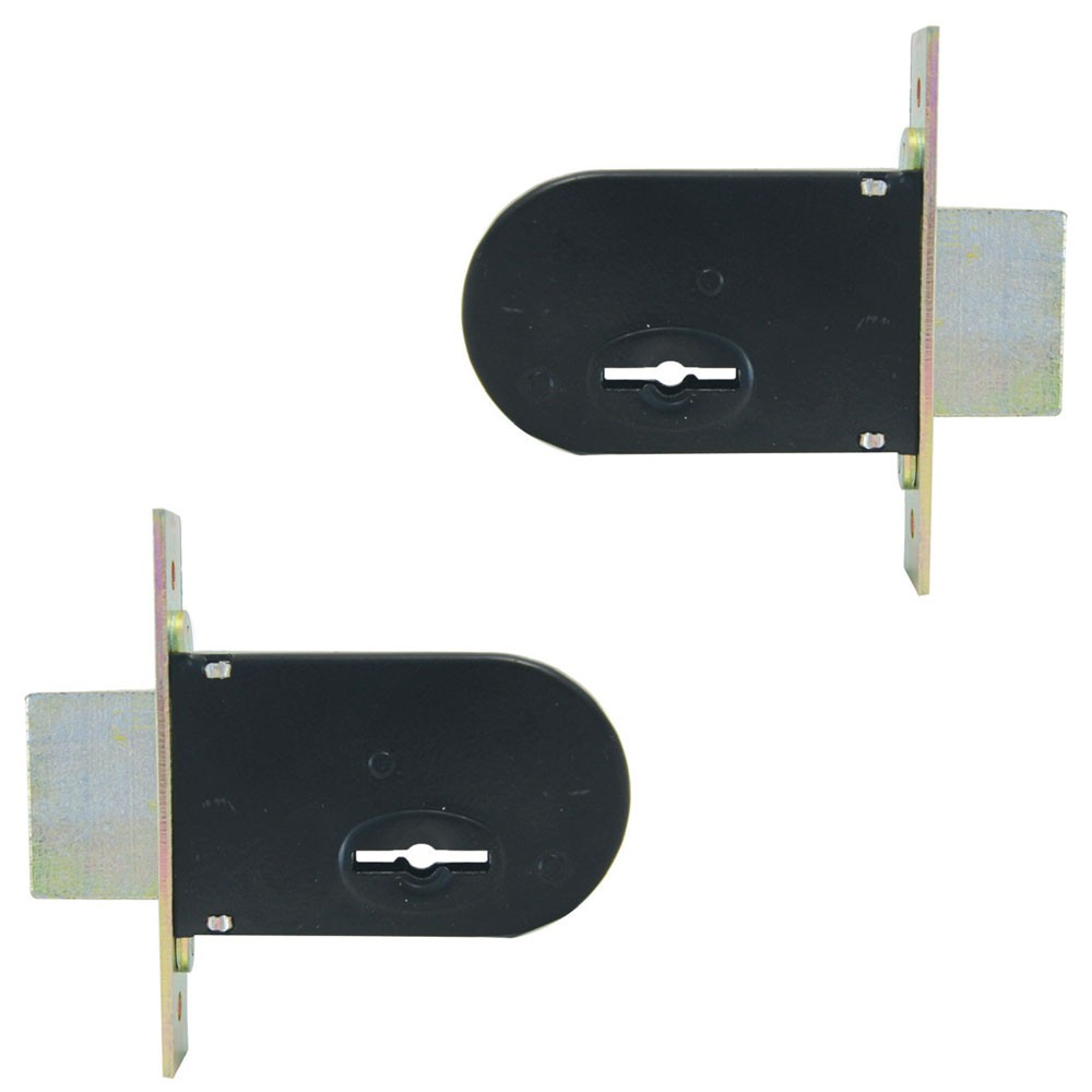 BBL Elzette Gate Lock 2 x KA