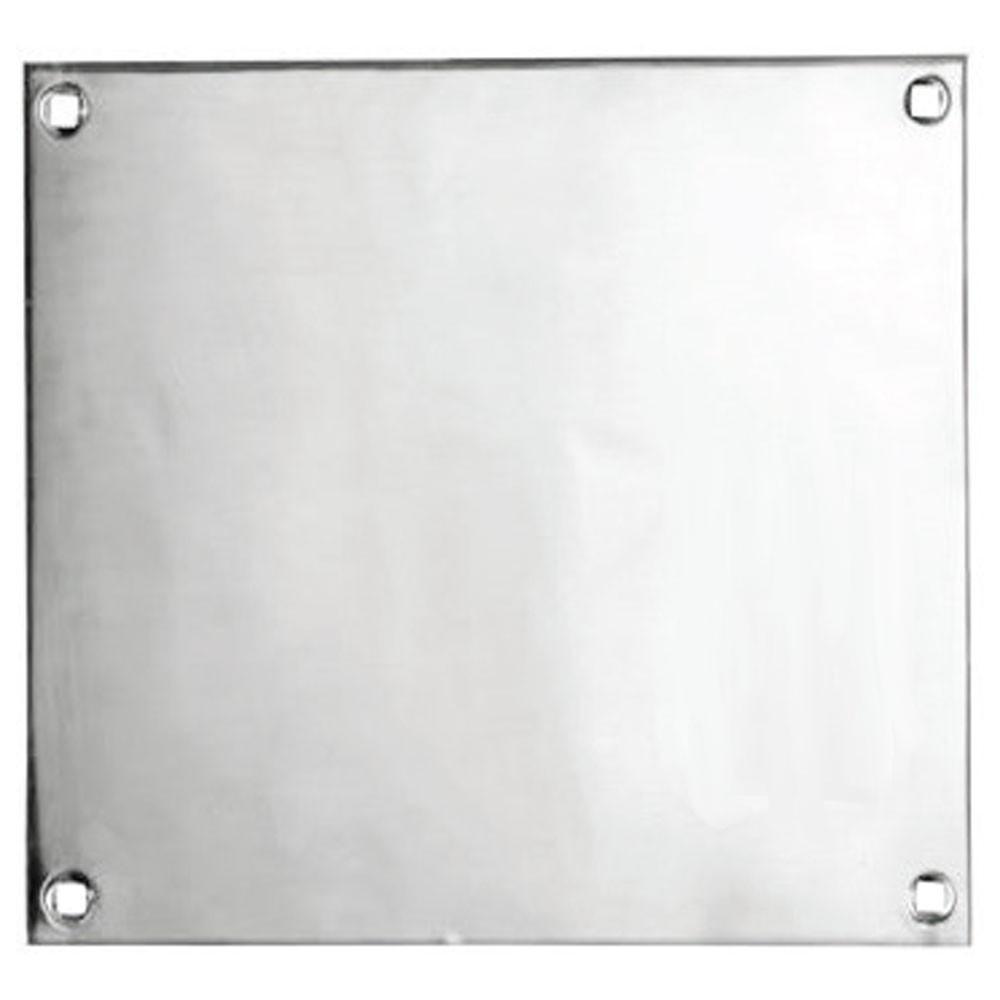 Union Push Plate Blank