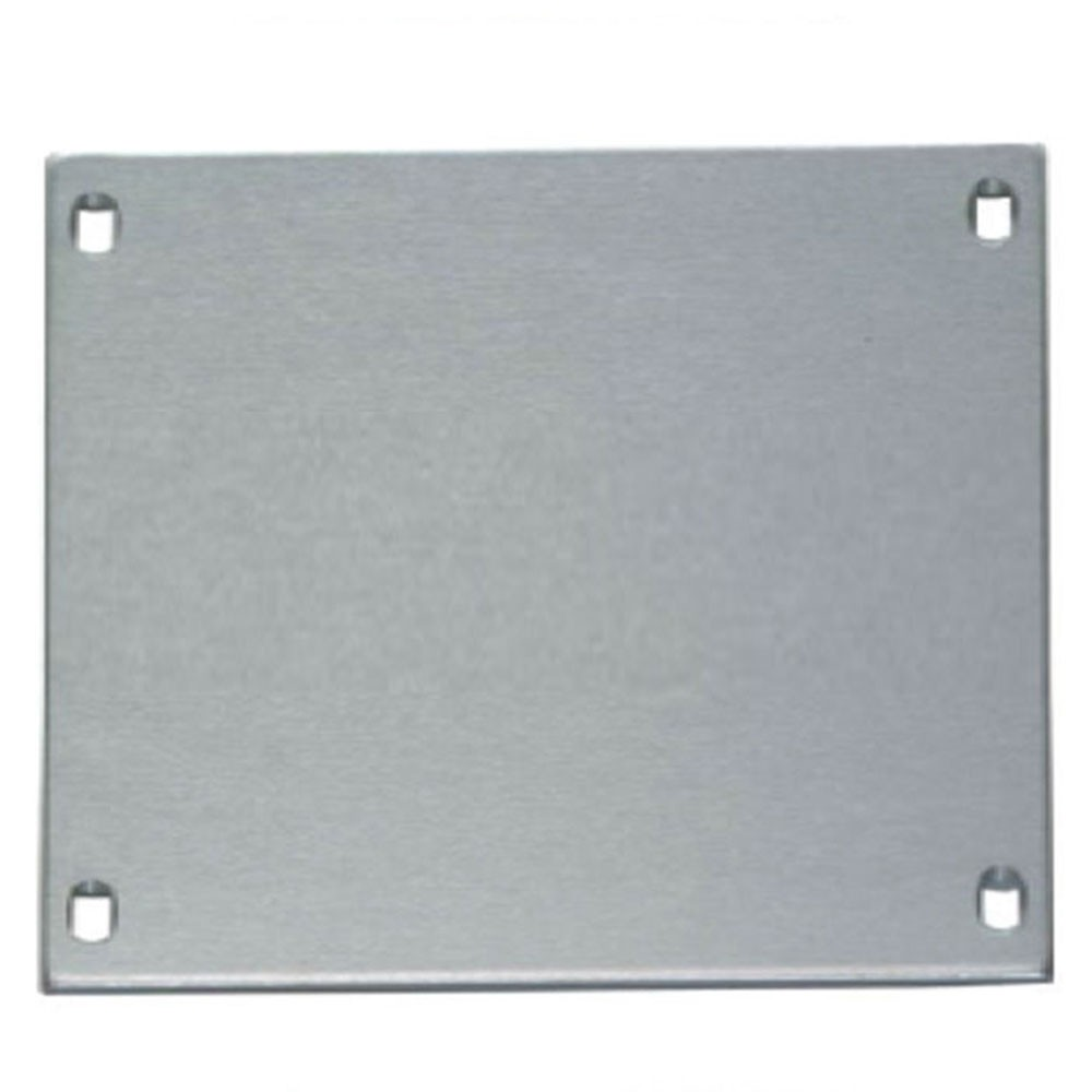 Union Push Plate 178mm Blank