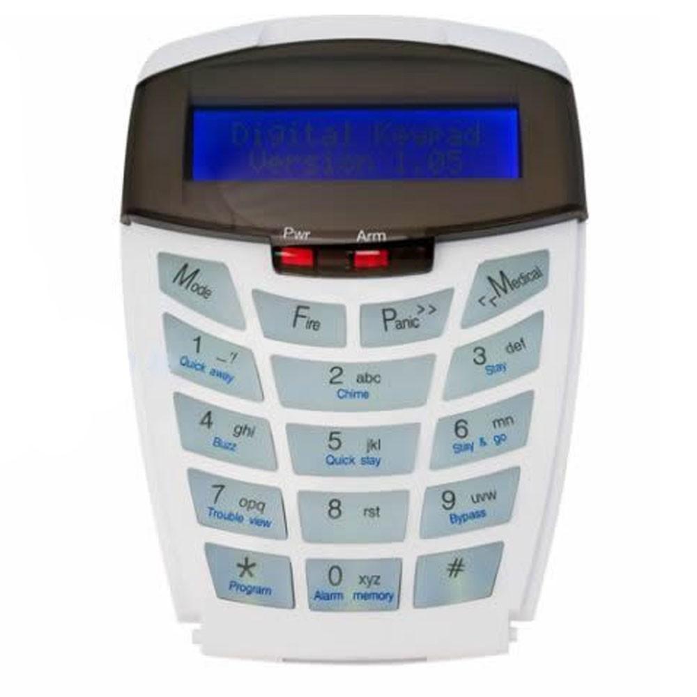 IDS X64 LCD Curve Series Keypad
