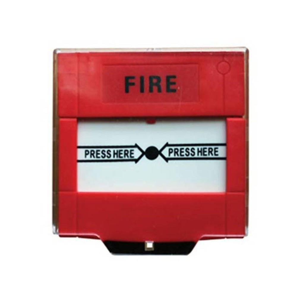 Securi-Prod Fire Alarm Resettable Call Point
