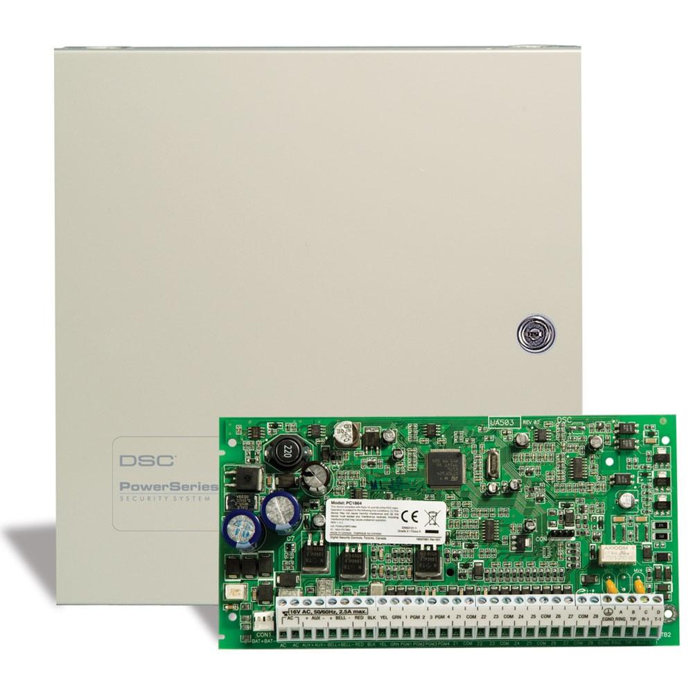 DSC Alarm Control Panel Power PC1864NK
