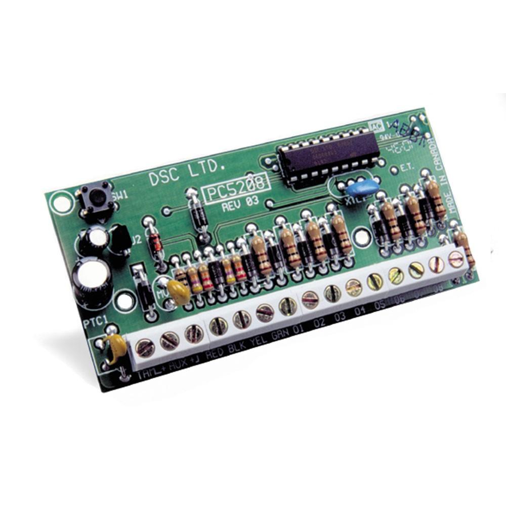 DSC Alarm Output Module 4 PC5208/4