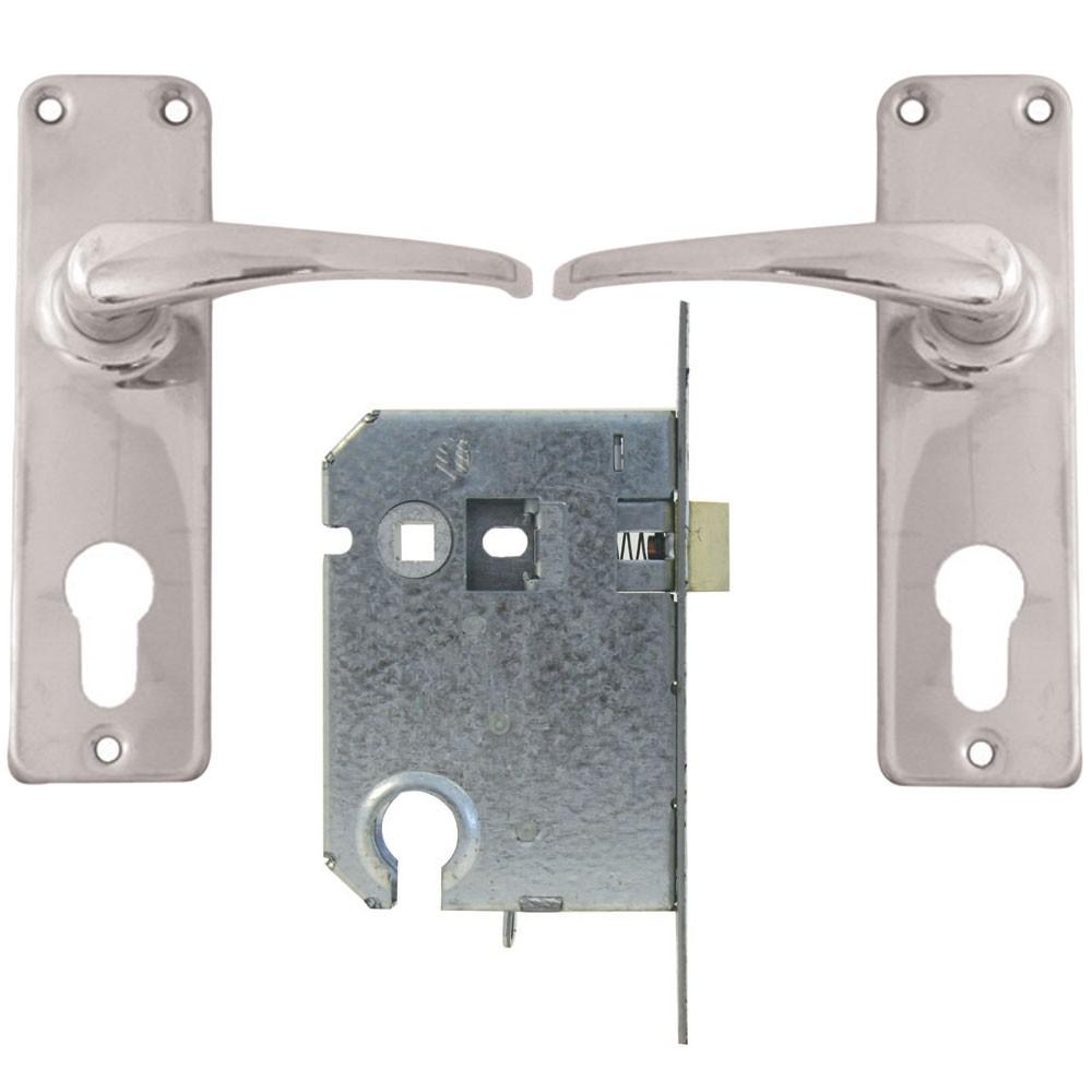 BBL Cylinder Lockset Euro