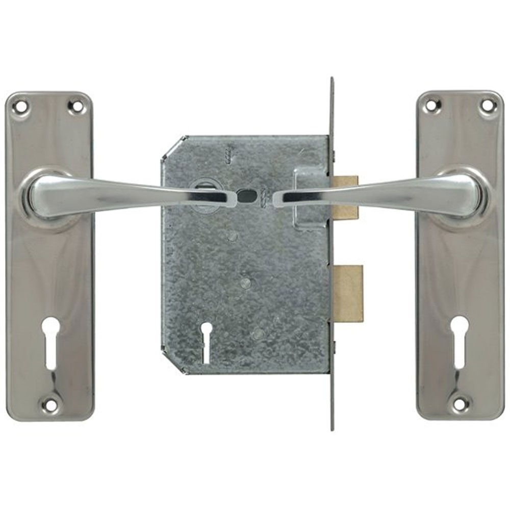 Yale 3 Lever Lockset