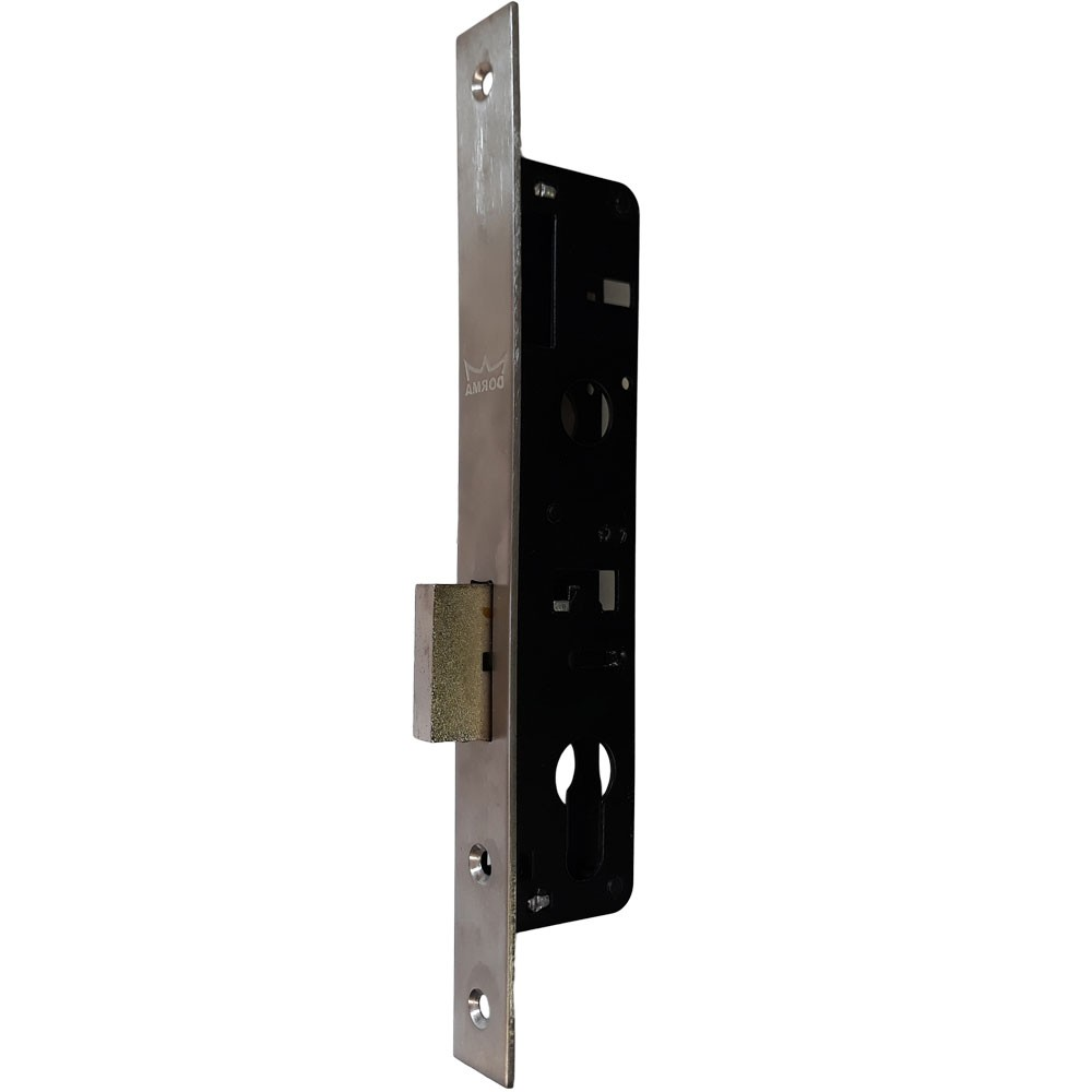 Narrow stile Deadlock 25mm
